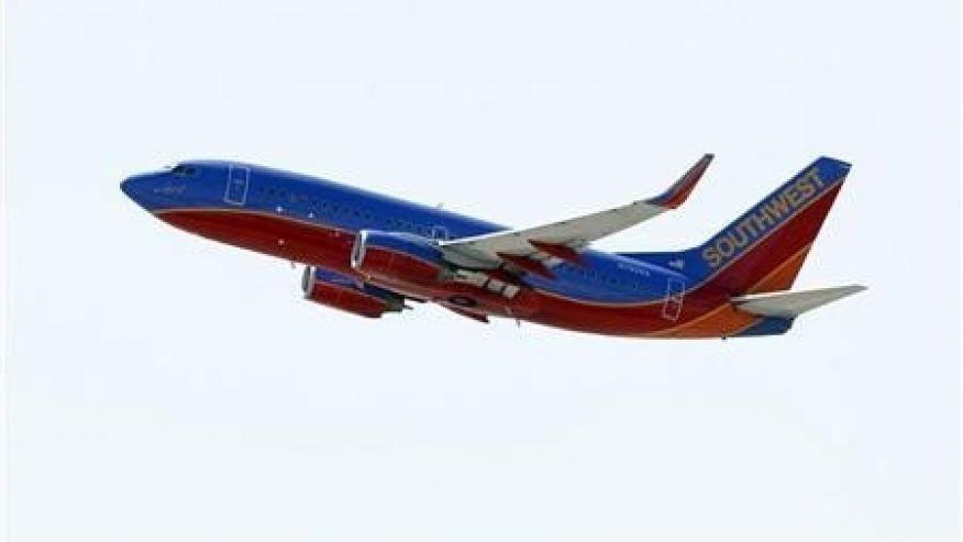 Southwest plane clipart transparent vector Southwest airplane clipart - ClipartFest vector