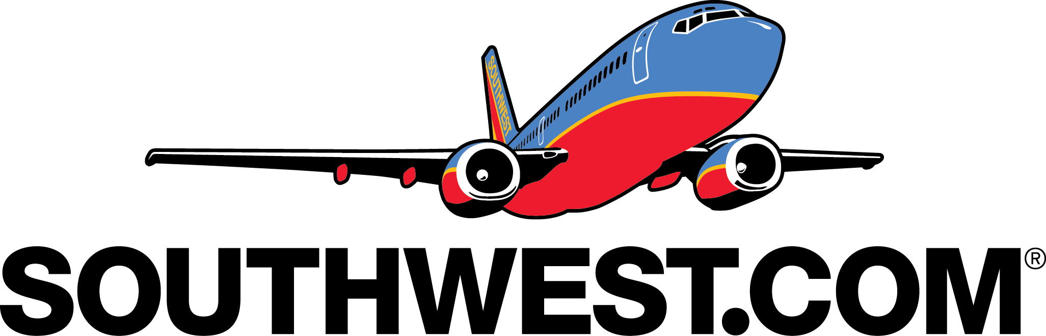 Southwest plane clipart transparent picture stock Southwest plane clipart transparent - ClipartFest picture stock