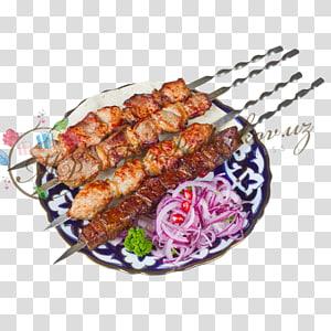 Souvlaki clipart svg stock Souvlaki Kebab Shashlik Skewer Mititei, others transparent ... svg stock