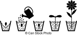 Sowing seeds clipart black and white graphic library stock Seed Illustrations and Clip Art. 98,238 Seed royalty free ... graphic library stock