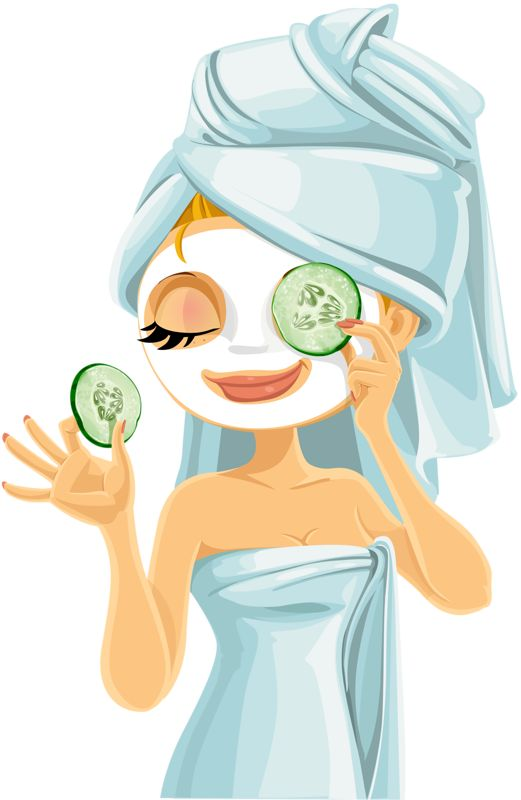 Spa beauty clipart image download GirlsGala:Spa - Clip Art Library image download