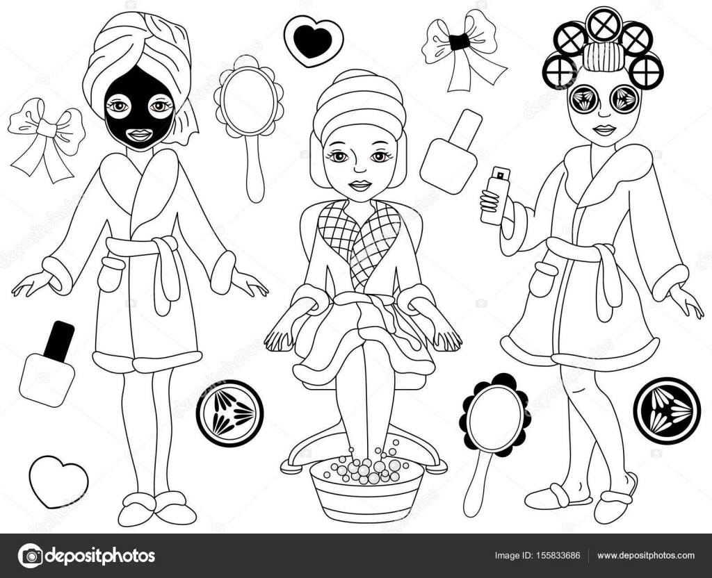 Spa clipart black and white banner free Spa clipart black and white 7 » Clipart Station banner free