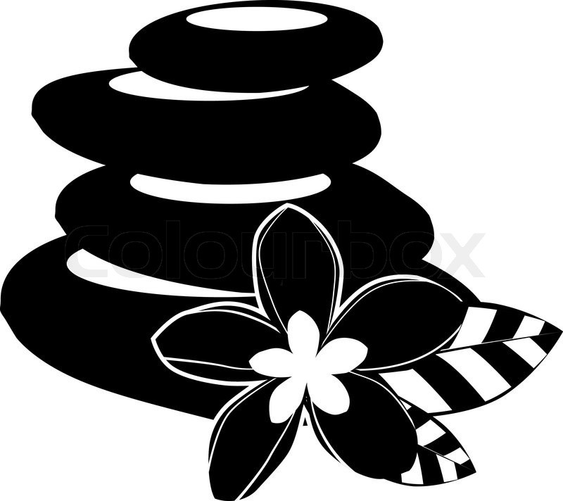 Spa clipart black and white picture transparent stock Spa clipart black and white 4 » Clipart Portal picture transparent stock