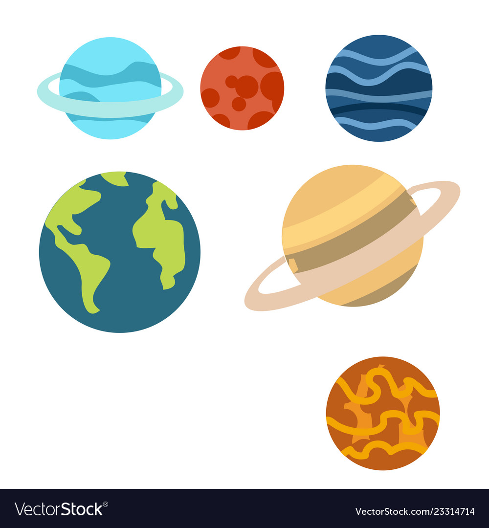 Space cartoon clipart graphic freeuse library Space planets cartoon or space planets clipart graphic freeuse library