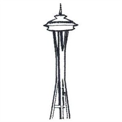 Space needle clipart free clip free stock Free Space Needle Cliparts, Download Free Clip Art, Free ... clip free stock