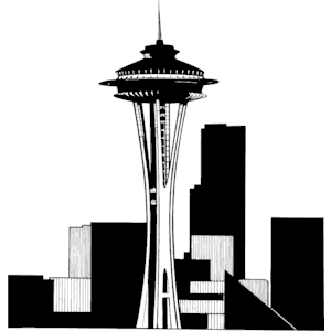 Space needle clipart free clipart library stock Free Space Needle Cliparts, Download Free Clip Art, Free ... clipart library stock
