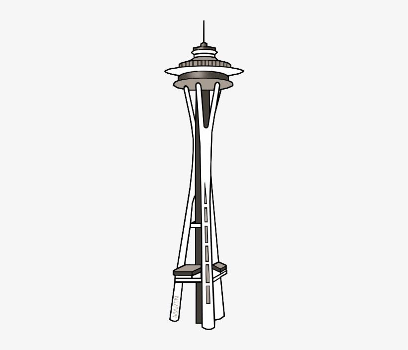 Space needle clipart free clipart royalty free download Seattle Clipart Space Needle - Seattle Space Needle Clipart ... clipart royalty free download