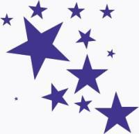 Space stars clipart banner library stock Space stars clipart » Clipart Portal banner library stock