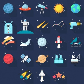 Space things clipart png free download Space Vectors, Photos and PSD files | Free Download png free download