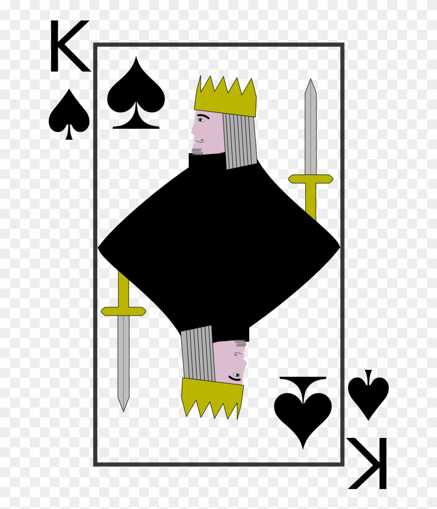 Spades card game clipart svg free library Cards K Spade - 9 Spade Card Png Clipart (#755160) - PinClipart svg free library