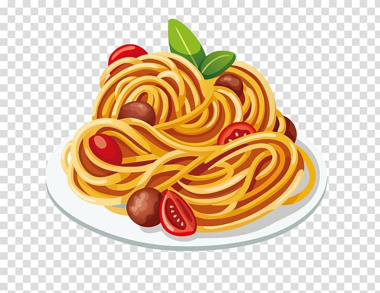 Spaghetti and pizza clipart vector black and white stock Pasta Italian cuisine Bolognese sauce Pizza Spaghetti, pizza ... vector black and white stock