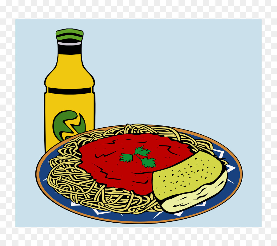 Spaghetti and pizza clipart picture freeuse download Pizza Illustrationtransparent png image & clipart free download picture freeuse download