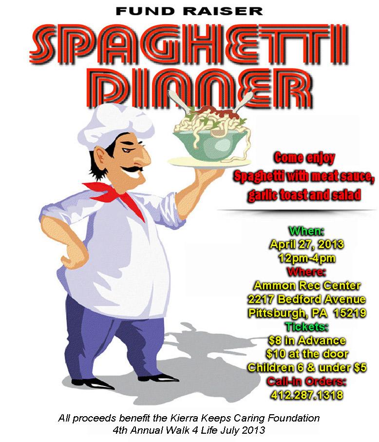 Spaghetti dinner fundraiser clipart for facebook graphic Spaghetti Dinner Flyer Spaghetti Dinner Fundraiser #LiACIK ... graphic
