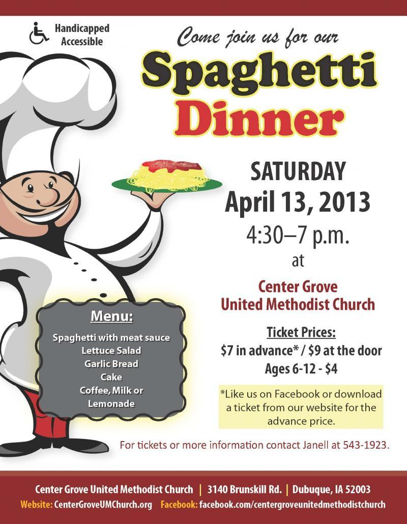 Spaghetti dinner fundraiser clipart for facebook svg library stock Free Fundraiser Flyer Templates   TeamTracTemplate's svg library stock