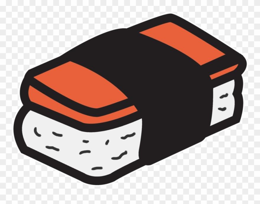 Spam clipart svg transparent stock Spam Musubi Clip Art - Png Download (#2454321) - PinClipart svg transparent stock