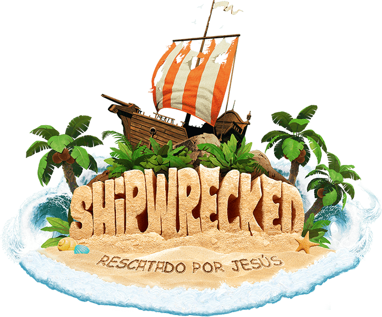 Spanish school clipart clipart free stock Shipwrecked Spanish Bilingual Edition VBS 2018   Vacation Bible ... clipart free stock