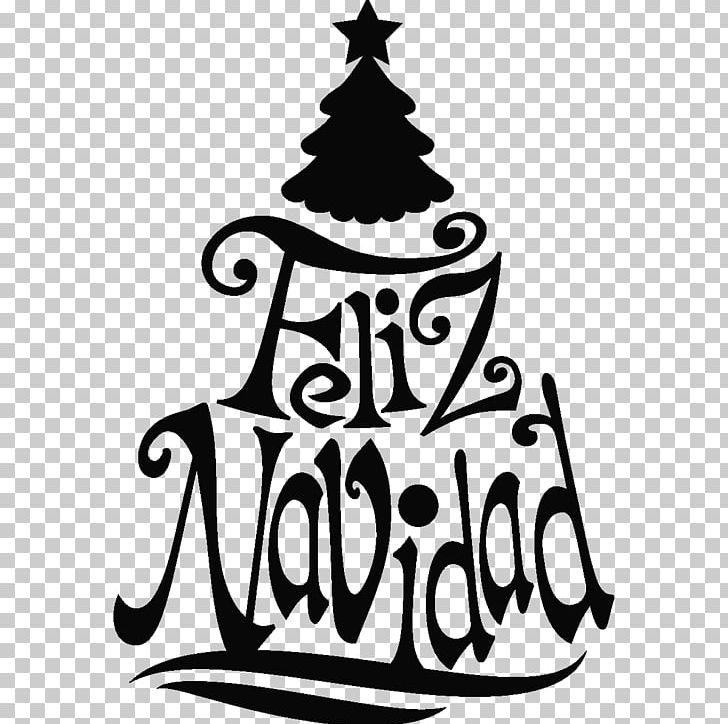 Spanish christmas clipart free picture transparent Christmas Tree Spanish Paper PNG, Clipart, Artwork, Black ... picture transparent