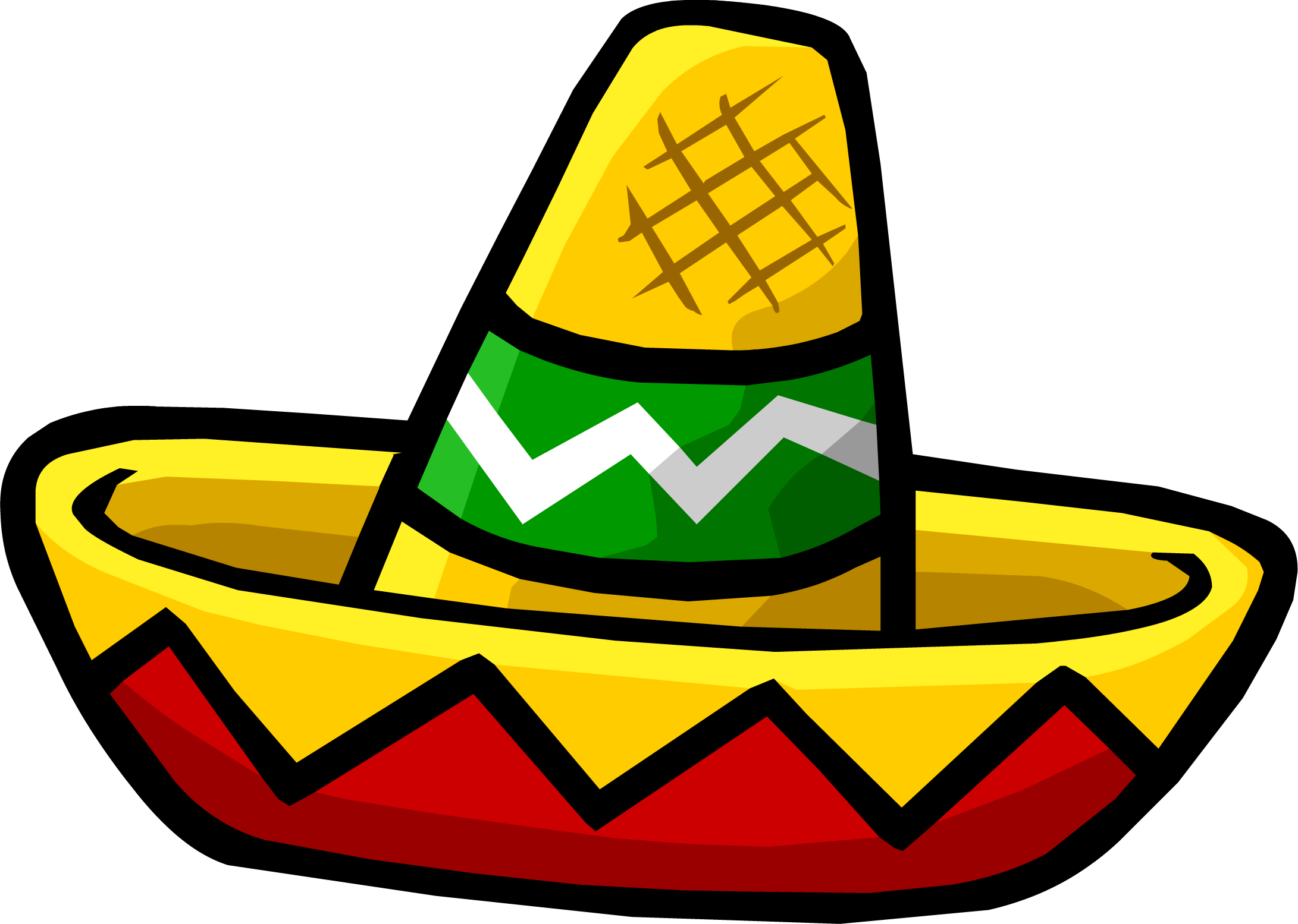 Spanish clipart flag and sombrero banner transparent download Spanish Clipart Free | Free download best Spanish Clipart ... banner transparent download