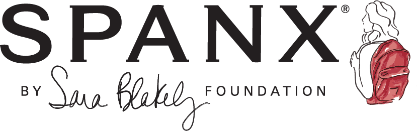 Spanx logo clipart banner royalty free stock Spanx by Sara Blakely Foundation | Supporting Women ... banner royalty free stock