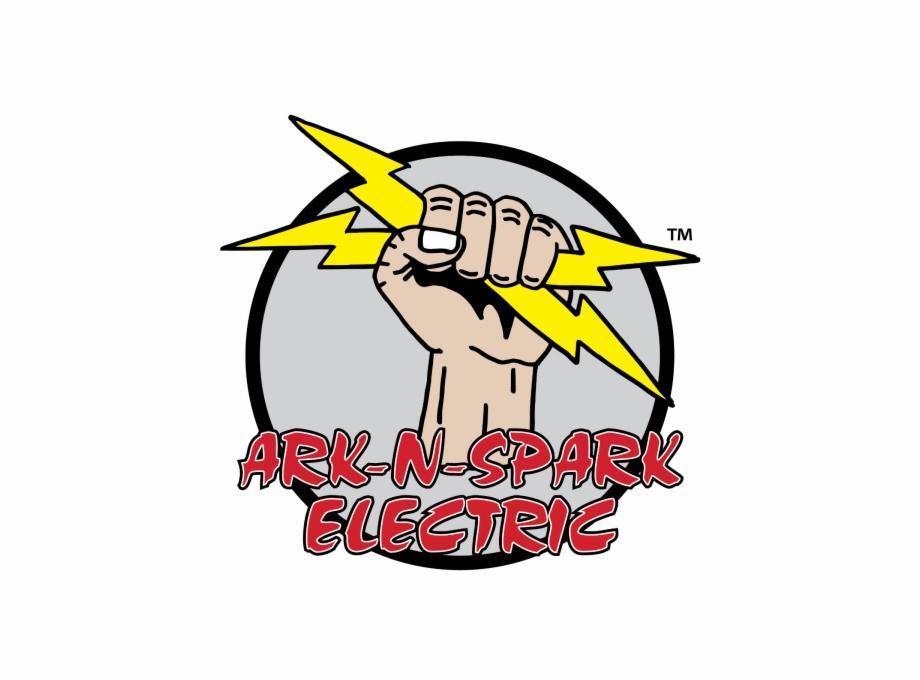 Spark logo clipart download Ark N Spark Electric Logo - Graphic Design Free PNG Images ... download