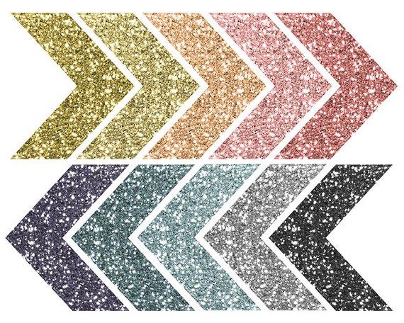 Sparkle line clipart jpg download Glitter Clip Art / Chevron Sparkle Clip Art Arrows / Tribal ... jpg download