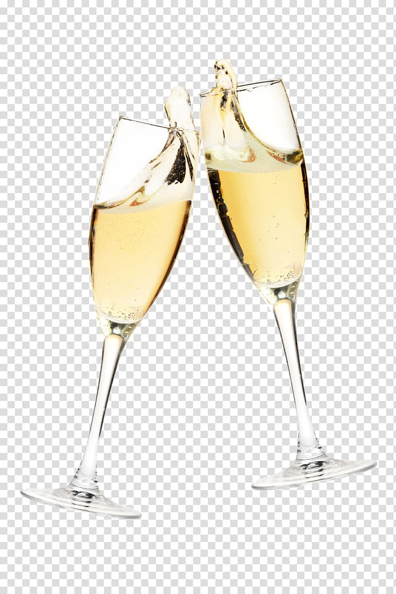 Toasting wine glass free clipart graphic free download Two wine glass Champagne Cocktail Sparkling wine Champagne ... graphic free download