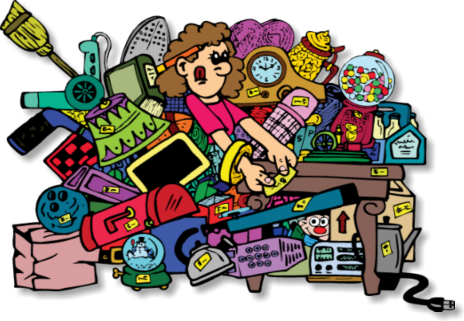 Sparsely clipart picture transparent Quiltin\' (Retired) Library Lady: Storage... picture transparent