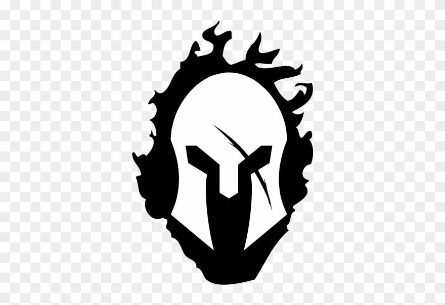 Spartan helmet clipart free clipart royalty free Spartan Helmet - Spartan Helmet Logo Png Clipart (#977176 ... clipart royalty free