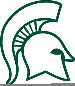 Spartan clipart svg library download Msu Spartan Clipart | Free Images at Clker.com - vector clip ... svg library download