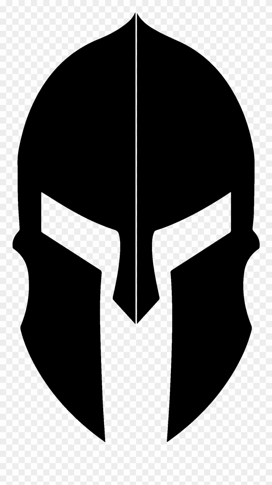 Spartan clipart graphic download Clipart Shield Spartan Shield - Spartan Helmet Logo - Png ... graphic download