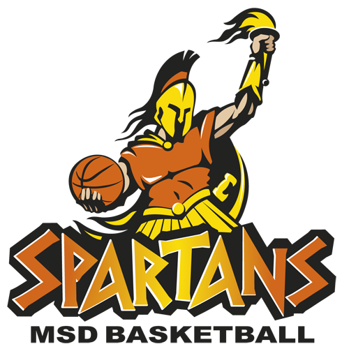 Spartans basketball clipart jpg royalty free stock MSD - Spartans Basketball jpg royalty free stock