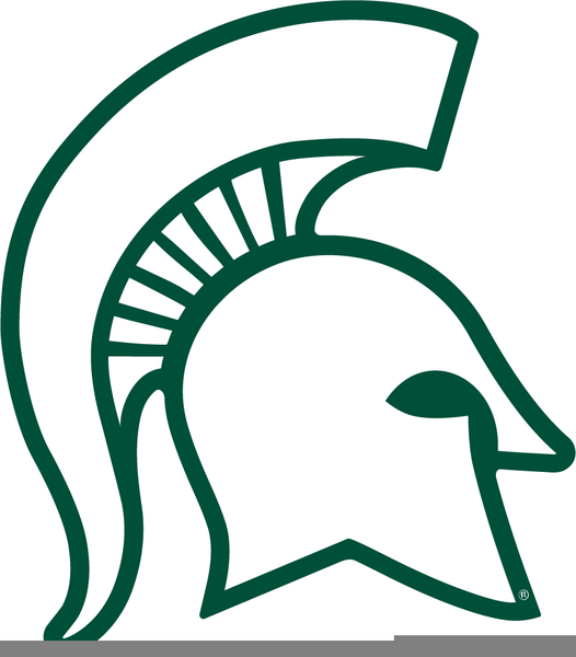 Spartans clipart png freeuse Msu Spartan Clipart | Free Images at Clker.com - vector clip ... png freeuse