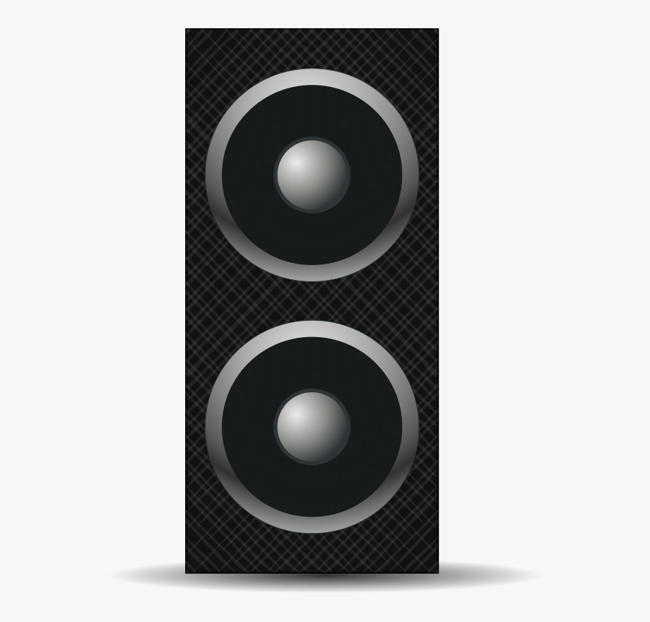Monitor audio clipart banner black and white download Speaker Free Vector - Speaker Clipart #1714631 - Free ... banner black and white download