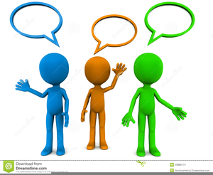Speaking clipart image library download People Speaking Clipart | Free Images at Clker.com - vector ... image library download