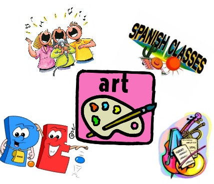 Special area clipart image freeuse stock Staff Directory (Websites) / Special Area Classes image freeuse stock