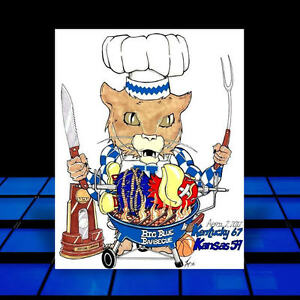 Special cartoon clipart of coach john calipari jpg transparent download KENTUCKY WILDCATS 2012 National Champions ART john calipari ... jpg transparent download