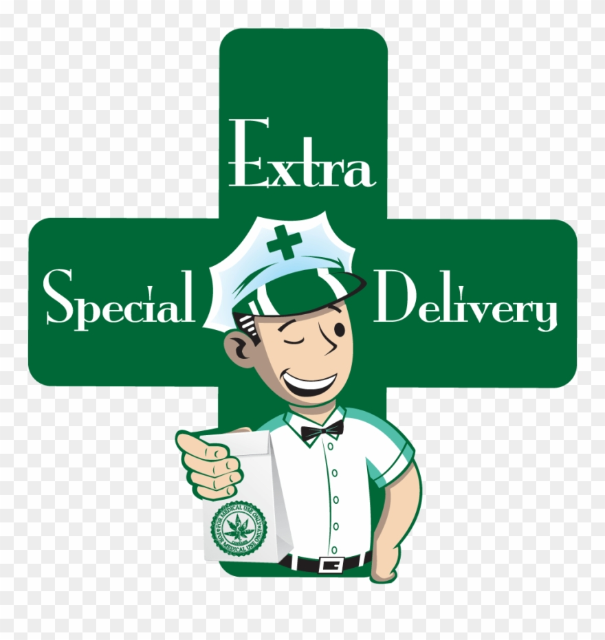Special delivery clipart picture Girl Scout Cookies Logos - Special Delivery Weed Clipart ... picture