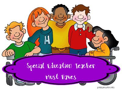 Special ed teacher clipart clipart freeuse download SPED Teacher Must Haves, Recommended from a teacher who has ... clipart freeuse download