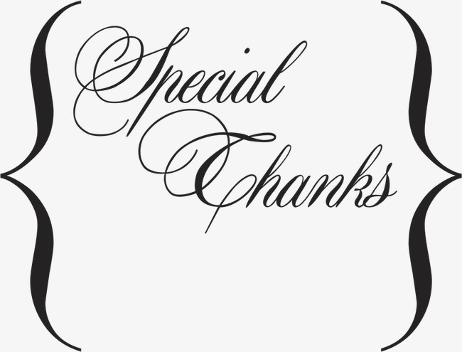 Special thanks clipart vector stock Special thanks clipart 3 » Clipart Portal vector stock