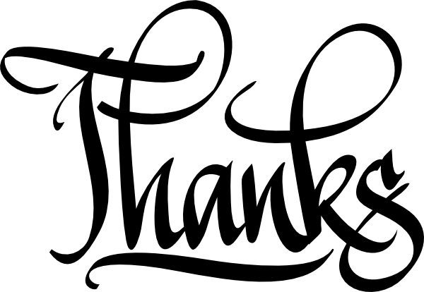 Special thanks clipart picture freeuse stock Special thanks clipart 1 » Clipart Portal picture freeuse stock