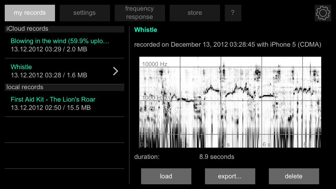 Spectrograph app png royalty free download Spectrograph App Ranking and Store Data | App Annie png royalty free download