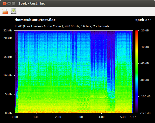 Spectrograph app clip freeuse download Spek – Free Acoustic Spectrum Analyzer / Spectrogram Viewer clip freeuse download