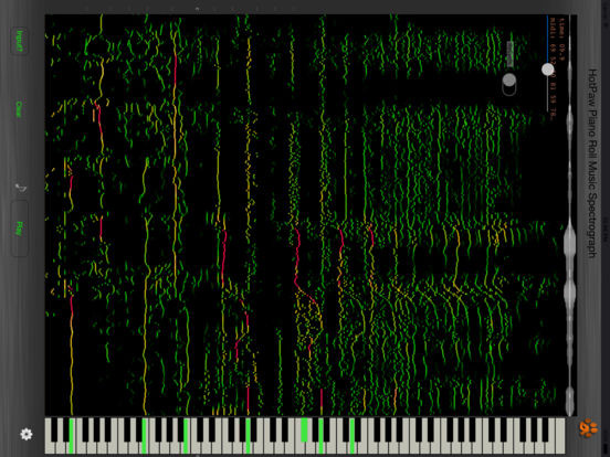 Spectrograph app image royalty free download Music Spectrograph on the App Store image royalty free download