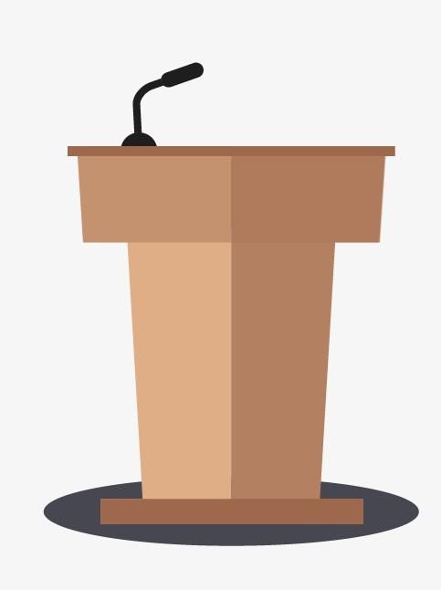 Speech podium clipart graphic freeuse Speech podium clipart 4 » Clipart Portal graphic freeuse