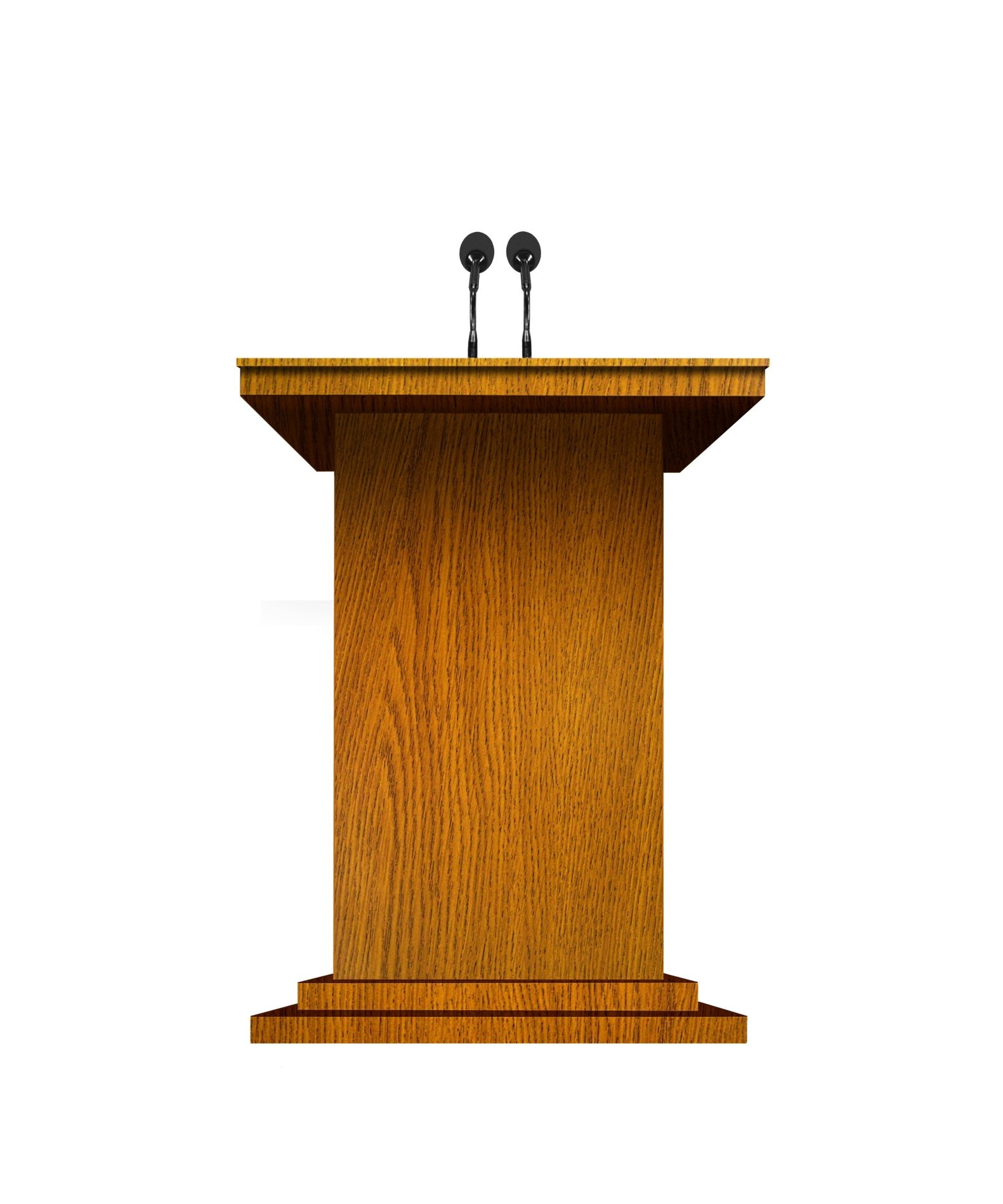 Speech podium clipart black and white download President Podium Cliparts - Cliparts Zone black and white download