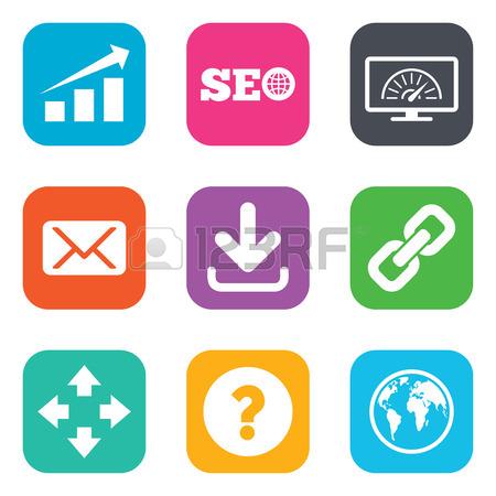 Speed arrow clipart image transparent stock Internet, Seo Icons. Bandwidth Speed, Download Arrow And Mail ... image transparent stock