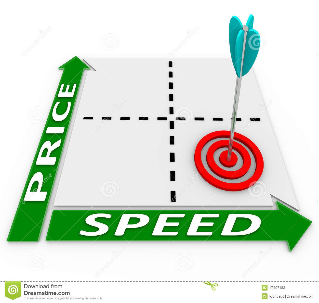 Speed arrow clipart png Price Speed Matrix - Arrow And Target Stock Photos - Image: 17407183 png