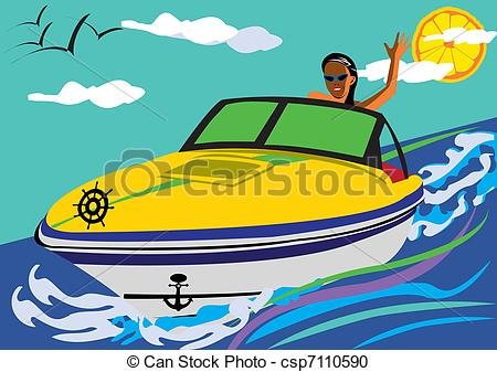 Speed boat clip art clip freeuse library Speedboat Illustrations and Clipart. 935 Speedboat royalty free ... clip freeuse library