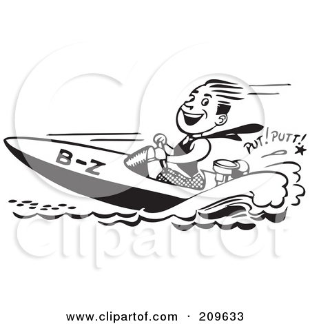 Speed boat clip art svg royalty free stock Royalty-Free (RF) Clipart of Speed Boats, Illustrations, Vector ... svg royalty free stock
