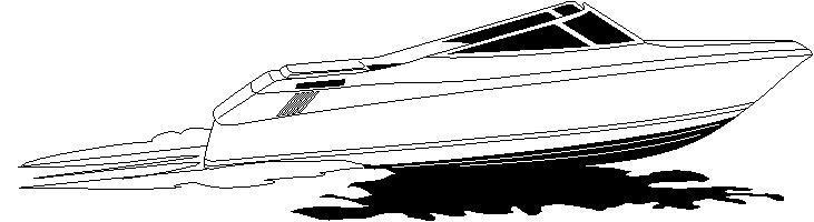 Speed boat clipart black and white jpg free Free Motor Boat Cliparts, Download Free Clip Art, Free Clip ... jpg free
